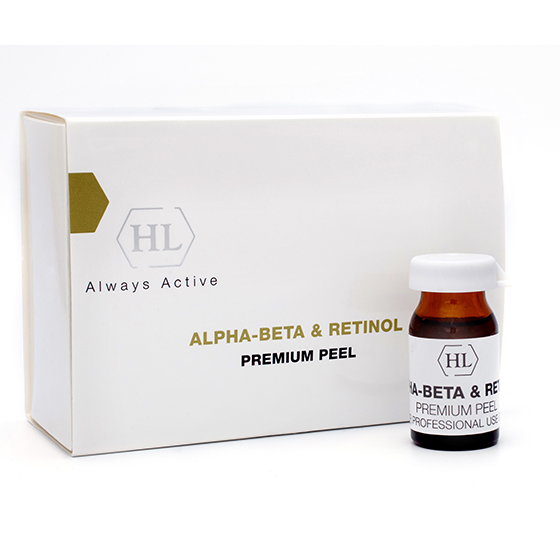 ALPHA-BETA Premium Peel
