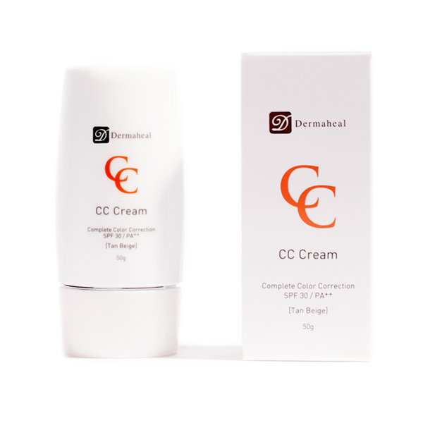 CC Cream (the beige)