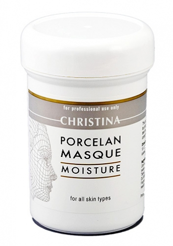 Porcelan Moisture Porcelan Mask 250ml