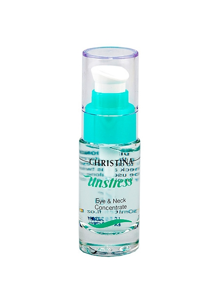 Unstress Eye and Neck concentrate