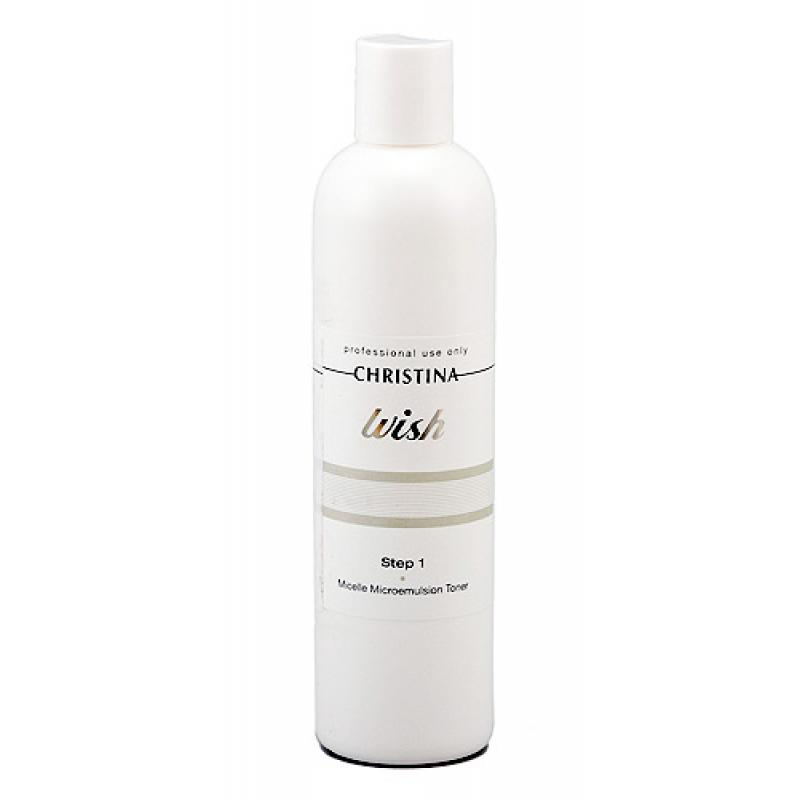Wish Micelle Microemulsion Toner